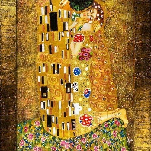 Gustavo Klimto darbai